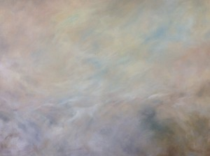 Maui Skies 36 x 48 in. Oil on Canvas